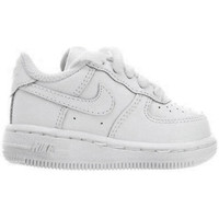 Schoenen Lage sneakers Nike AIR FORCE 1 TD wit