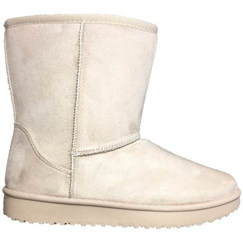 Schoenen Dames Laarzen Nice Shoes Boots Beige 35-755 Beige