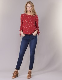 Textiel Dames Skinny jeans Only ULTIMATE Blauw / Donker