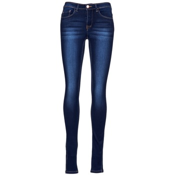 ONLY Skinny Reg. Soft Ultimate Jeans Dames Blauw