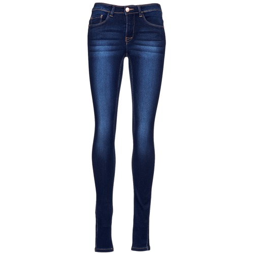 Textiel Dames Skinny jeans Only ULTIMATE Blauw