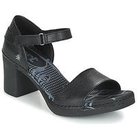 Schoenen Dames Sandalen / Open schoenen Art CANNES Zwart