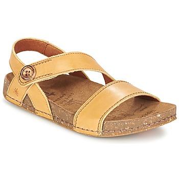 Schoenen Dames Sandalen / Open schoenen Art WE WALK Camel