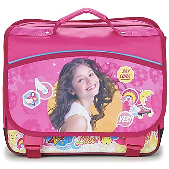 Tassen Meisjes Schooltassen Disney SOY LUNA CARTABLE 38CM Roze
