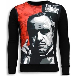 Textiel Heren Sweaters / Sweatshirts Local Fanatic Padrino - The Godfather - Sweater 38
