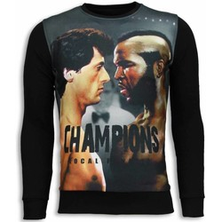 Textiel Heren Sweaters / Sweatshirts Local Fanatic Rocky III - Sweater 38
