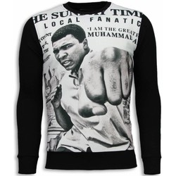 Textiel Heren Sweaters / Sweatshirts Local Fanatic Muhammad Ali Newspaper - Sweater 38