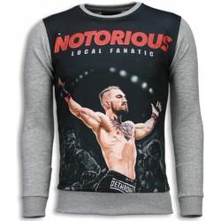 Textiel Heren Sweaters / Sweatshirts Local Fanatic Notorious McGregor - Sweater 35