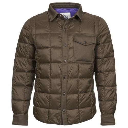 Textiel Heren Wind jackets U.S Polo Assn. PADDED Brons