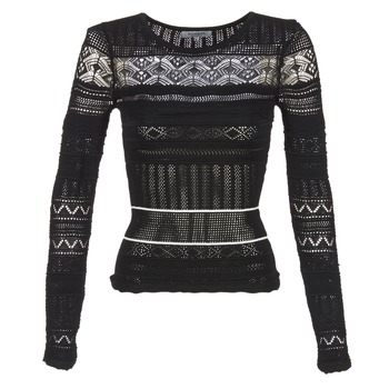 Textiel Dames Truien Morgan MARAI Zwart