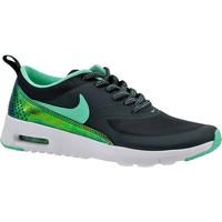 Schoenen Kinderen Sneakers Nike Air Max Thea Print GS 820244-002 Black