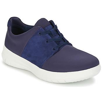 Schoenen Dames Lage sneakers FitFlop SPORTYPOP X SNEAKER Marine
