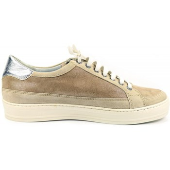 Schoenen Dames Lage sneakers Footnotes DAMES sneakers   74.033 taupe taupe