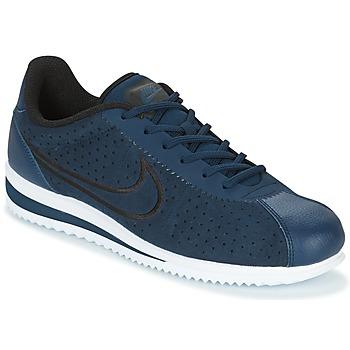 Schoenen Heren Lage sneakers Nike CORTEZ ULTRA MOIRE 2 Blauw / Zwart