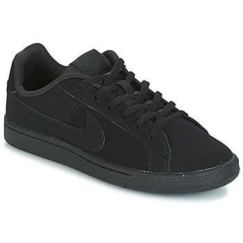 Schoenen Kinderen Lage sneakers Nike COURT ROYALE GRADE SCHOOL Zwart