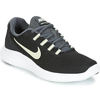 Schoenen Dames Running / trail Nike LUNARCONVERGE W Zwart / Geel