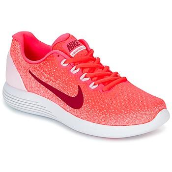 Schoenen Dames Running / trail Nike LUNARGLIDE 9 W Roze