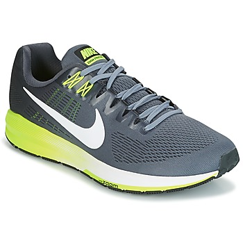 Schoenen Heren Running / trail Nike AIR ZOOM STRUCTURE 21 Grijs