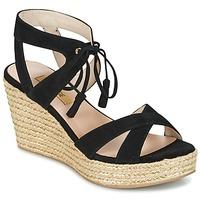 Schoenen Dames Sandalen / Open schoenen Bocage HELEN Zwart
