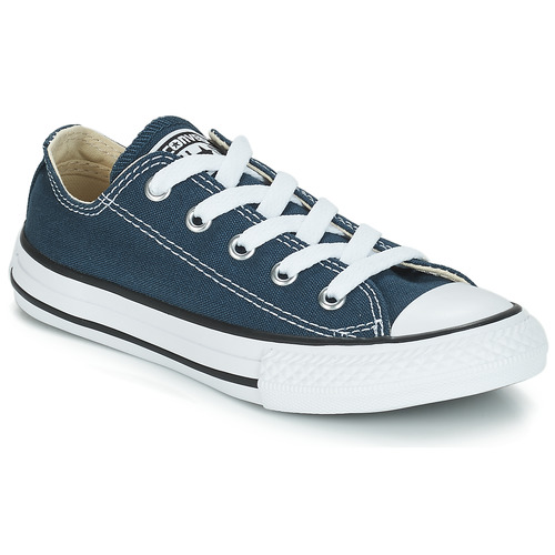 Schoenen Kinderen Lage sneakers Converse CHUCK TAYLOR ALL STAR CORE OX Marine