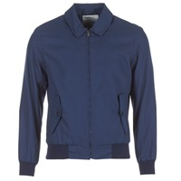 Textiel Heren Wind jackets Casual Attitude HIBERNA Marine