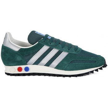 Schoenen Dames Lage sneakers adidas Originals LA TRAINER OG Multicolore