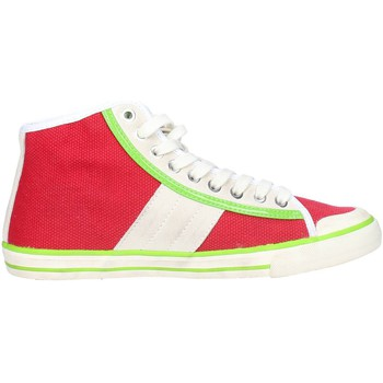 Schoenen Dames Lage sneakers Date TENDER HIGH-92 Red