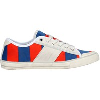 Schoenen Dames Lage sneakers Date TENDER LOW-36 Blue/Orange