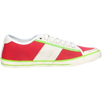 Schoenen Dames Lage sneakers Date TENDER LOW-37 Red