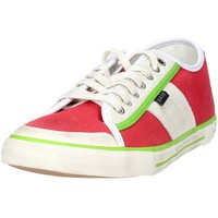 Schoenen Heren Lage sneakers Date TENDER LOW-37 Red