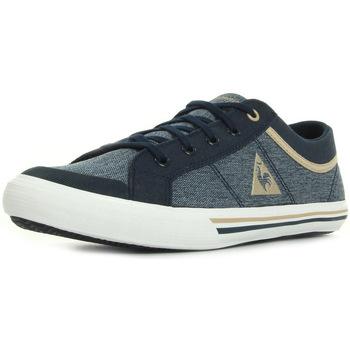 Schoenen Kinderen Sneakers Le Coq Sportif Saint Gaetan Gs Craft 2 Tones Blauw