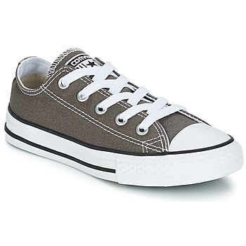 Schoenen Kinderen Lage sneakers Converse CHUCK TAYLOR ALL STAR SEAS OX Antraciet