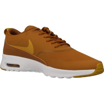 Schoenen Dames Lage sneakers Nike AIR MAX THEA Bruin