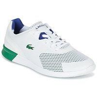 Schoenen Heren Lage sneakers Lacoste LTR.01 Wit / Groen