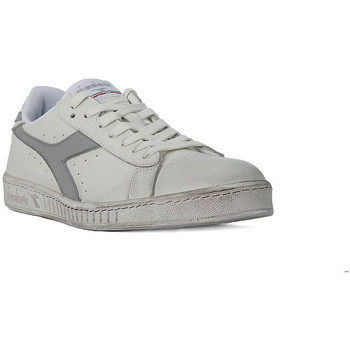 Schoenen Dames Lage sneakers Diadora GAME LOW WAXED Grigio