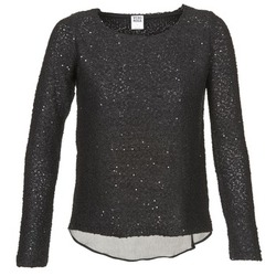 Textiel Dames Truien Vero Moda CHU Zwart