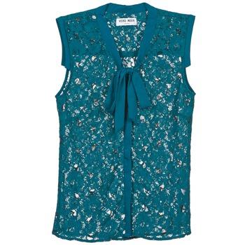 Textiel Dames Overhemden Vero Moda TINA Blauw