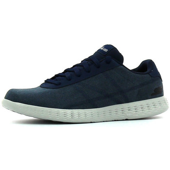 Schoenen Heren Lage sneakers Skechers On The Go Glide Blauw