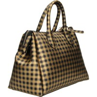 Tassen Dames Tassen   Gum Gianni Chiarini Design GUM VICHY LAMINATO MISSING_COLOR