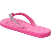 Schoenen Dames Sandalen / Open schoenen Everlast sandali rosa gomma AF723 Rosa