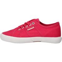Schoenen Jongens Lage sneakers Everlast sneakers rosa tela AF826 Rosa
