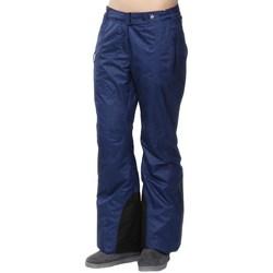 Textiel Dames Trainingsbroeken adidas Originals Winter Sport Performance Pant Premium Blauw-Marineblauw