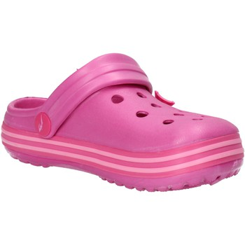 Schoenen Jongens Sandalen / Open schoenen Everlast sandali rosa gomma AF849 Rosa