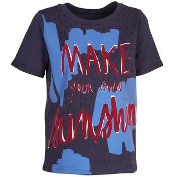 Textiel Dames T-shirts korte mouwen Kookaï EDITH Marine