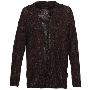 Textiel Dames Vesten / Cardigans Kookaï BECCA Zwart