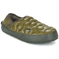 Schoenen Heren Sloffen The North Face THERMOBALL TRACTION MULE IV Kaki