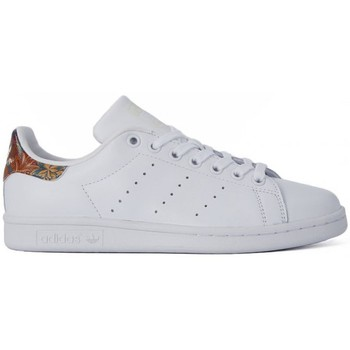 Schoenen Dames Lage sneakers adidas Originals Stan Smith W Wit