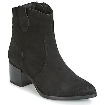 Schoenen Dames Enkellaarzen Vero Moda NAJA Zwart