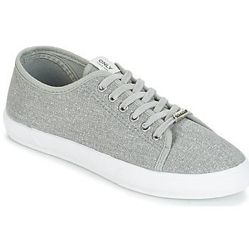 Schoenen Dames Lage sneakers Only SAPHIR GLITTER Grijs