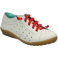 Schoenen Dames Lage sneakers Erase Wondy 3003 WIT